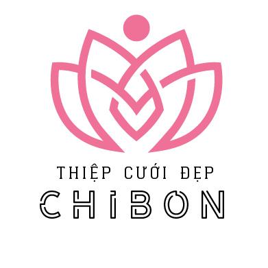 Thiệp cưới đẹp CHIBON